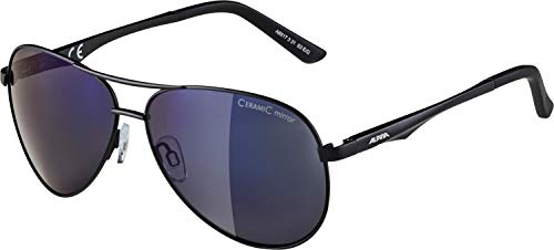 Alpina Sonnenbrille Casual A 107 black matt, One Size