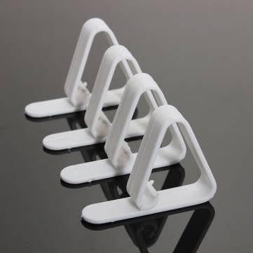 Bheem 4pcs tavolo Cover di plastica clip festa di nozze picnic morsetto