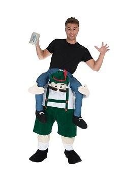 Kostüm Mich Huckepack Trag (Bayerischer Bierträger Huckepack Trag mich Reiter)