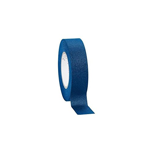 Gewebeklebeband (L x B) 10m x 19mm blau Stoff aus Wolle von Zellstoff mit Beschichtung in starke Abdeckung 39758Coroplast (Wolle-beschichtung Stoff)
