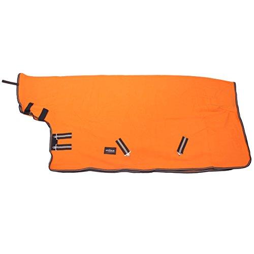 Epplejeck Abschwitzdecke Selva Full Neck - Orange - Gr. 115 cm