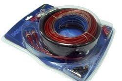 Kit cavi installazione amplificatore con portafusibile e