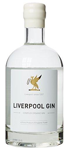 Liverpool Gin Liverpool Original Gin, 70 cl - Organic