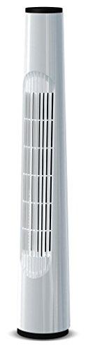 Ardes Ventilatore a Torretta Totem, Bianco, 80.3 cm