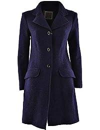 the latest f0cbc c921d Amazon.it: Lana Cotta Abbigliamento - Blu / Giacche e ...