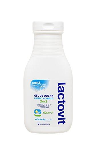Lactovit Sport 2En1 Shampoo - 250 ml