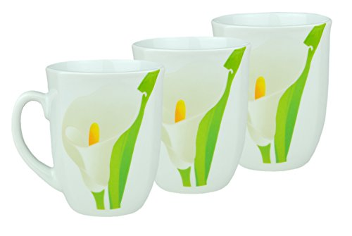 Kaffeebecher Calla 3er Set