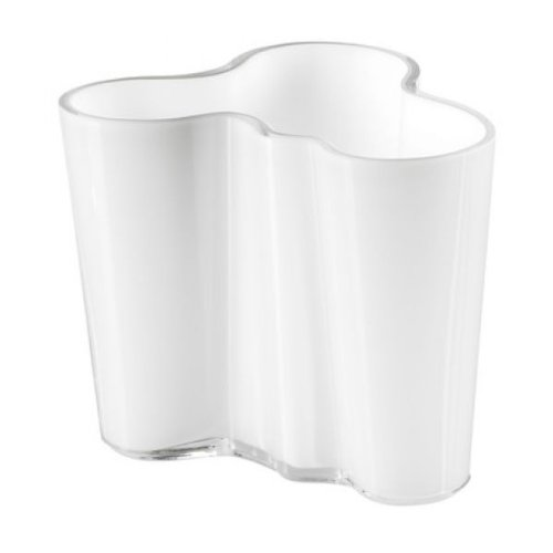 Iittala Alvar Aalto Collection - Vase - 160 mm - Opalweiß