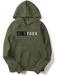 ADRO New York Design Printed Hoodie/Sweatshirt for Men & Women