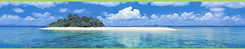 A.S. Création selbstklebende Bordüre Only Borders 9 Borte blau grün 903211