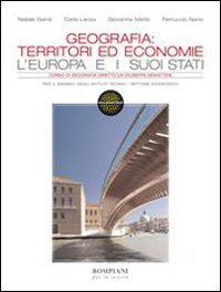 Geografia: territori ed economie. Per gli Ist. tecnici. Con espansione online: 1