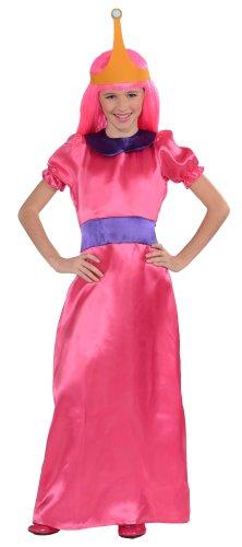 ubblegum Adventure Time Mädchen (Prinzessin Bubblegum Kostüme Für Kinder)