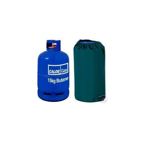 Gardman heavy duty 7.5KG gas bottle cover 100% waterproof