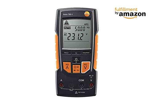 Testo 760–1–Multímetro digital