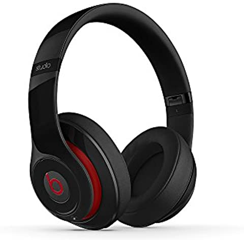 Beats by Dr. Dre Studio - Auriculares con diadema (Bluetooth, 3.5 mm, alámbrico/inalámbrico), color