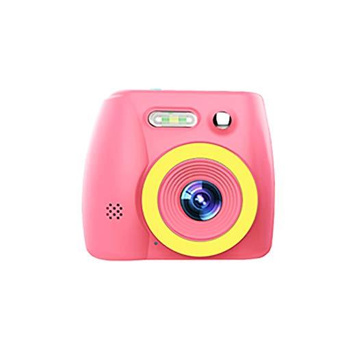 SHARESUN Kinder Digitalkamera 20MP SLR-Kamera 1080P HD-Videokamera für Mädchen/Jungen Geschenke - 2,0 Zoll HD Big Screen Action-Video-Camcorder,Pink