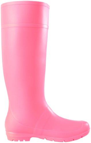 Diesel La Barca, Stivali di gomma da donna Pink (Pink Fluo)
