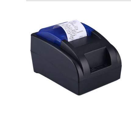 Stampante termica per ricevute USB 58MM, stampa ad alta velocità 90mm / sec, compatibile con comandi di stampa ESC/POS Set-EU Plug