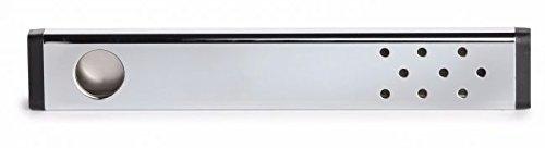 Technivorm Moccamaster 53054 9-Holes Coffee Outlet Arm, One Size, Silver (Technivorm Kaffeemaschine)