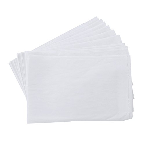 """Anself 10pcs Spa Bed Sheets Disposable Massage Bed Cover Salon Bed Sheet Non-Woven Waterproof Anti-oil 69"""" X 31.5"""""""