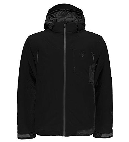 Spyder Mens Alps Jacket Skijacke (bce/pol/pol), XL