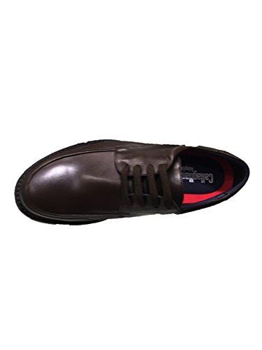 CALLAGHAN , Chaussures de ville à lacets pour homme Marron