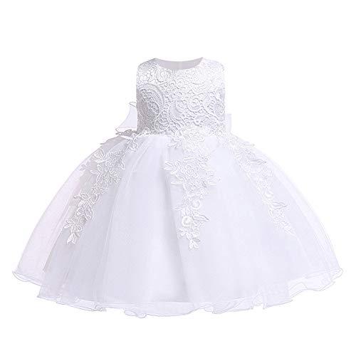 Lzh vestito da battesimo della festa nuziale da vestito di compleanno delle ragazze da bambino