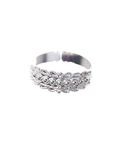 Marrocu gioielli - fede sarda tranciata 1 filo in argento