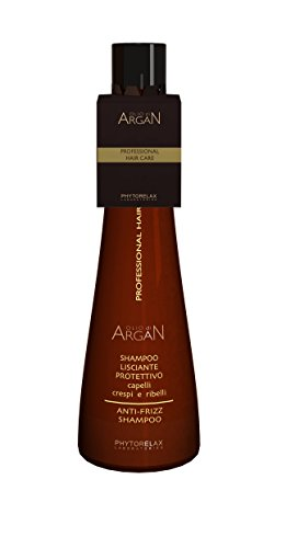 Phytorelax Laboratories Argan Anti-Frizz Shampoo - 250 ml