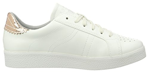 Esprit Gweneth, Sneakers Basses Femme Blanc (100 White)