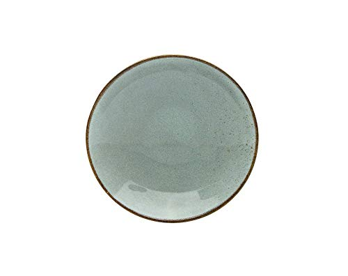 Creatable 22046, 6-er Suppenteller 22 cm, Nature Collection, STONE, Steinzeug