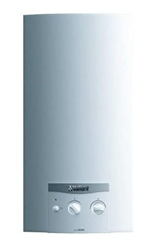 Vaillant Mag Mini It 11 – 0/1 XI H – KETTLE WATER HEATER Tankless Instant (), Indoor, vertical, white, Electronics and the battery, methane)