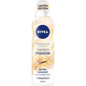 Nivea Körperpflege Duschpflege Vanilla Seiden-Mousse Pflegedusche 200 ml
