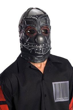 Slipknot Clown Maske Latexmaske Horrormaske zu Halloween Fasching (Clown Slipknot Maske)