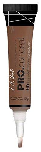 L.A. Girl Pro Conceal HD Corrector Cosmético, Espresso - 8 g