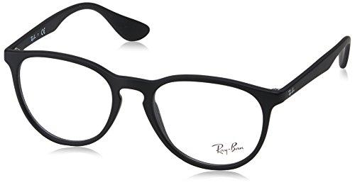 Ray-Ban Damen 7046 Brillengestelle, Schwarz (Negro), 51