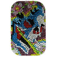 Ed Hardy Beautiful Ghost (Ed Hardy universal decal Beautiful Ghost)