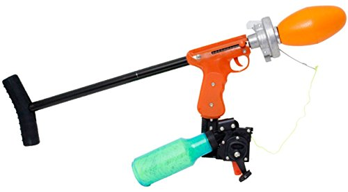 Bisley Lucky Line Launcher with Reel Dog Dummy Launcher -