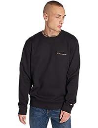 Champion Crewneck Sweatshirt, Sudadera para Hombre
