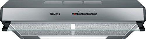 Siemens LU63LCC50 iQ100 Dunstabzugshaube mit Drucktastenschalter, 60 cm