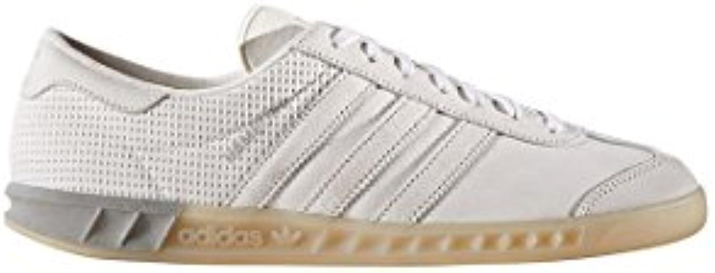 adidas Hamburg Tech White White Silver  Zapatos de moda en línea Obtenga el mejor descuento de venta caliente-Descuento más grande