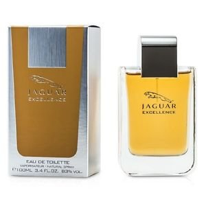 NEW Jaguar Excellence EDT Spray 3.4oz Mens Men's Perfume