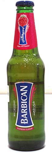 Barbican Non Alcoholic Malt Drink Bottle, Strawberry Flavour 330ML (Set of 2)