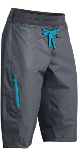 Palm Kajak oder Kajak - Horizon Kanu Kajak Segeln Bootfahren Wassersport Shorts Jet Grey. Atmungsaktiv - Leichtes Stretch