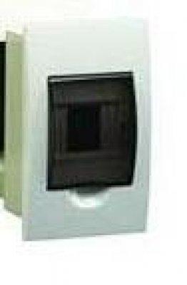 Kleinverteiler Sicherungskasten unterputz für 6 Module von MKV auf Lampenhans.de