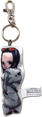 Great Eastern Entertainment One Piece - SD Robin Plush Keychain