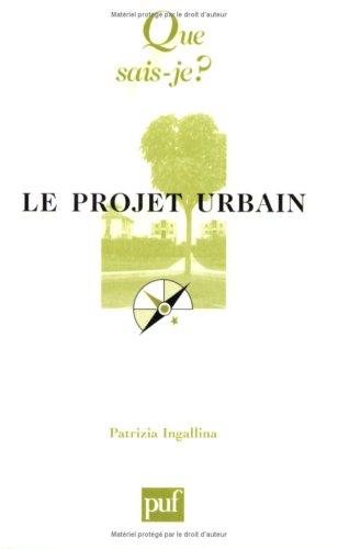 Le Projet urbain