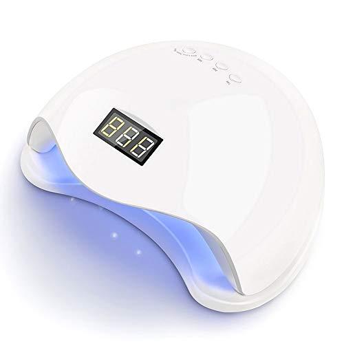 Chengxin Secadores de uñas Secador de uñas UV/LED con luz de Clavo,...
