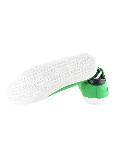 Diesel Sneaker Homme Chaussures Avec Lacets Chaussures Vert / Blanc