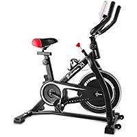5c6ec2685 eBykka Hurricane X1 Spinning Exercise Bike 4 Home   Gym Bicycle Cycling  Cardio Fitness Training